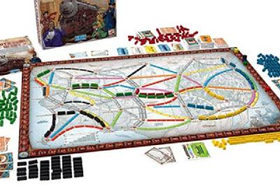 Juegos de mesa de trenes