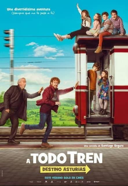 A todo tren, la película